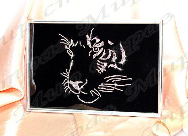 картины сваровски со знаком зодиака